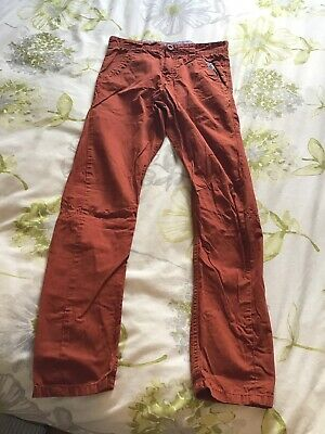 Boys Next Chino Style Trousers 11 Years (NEIL)