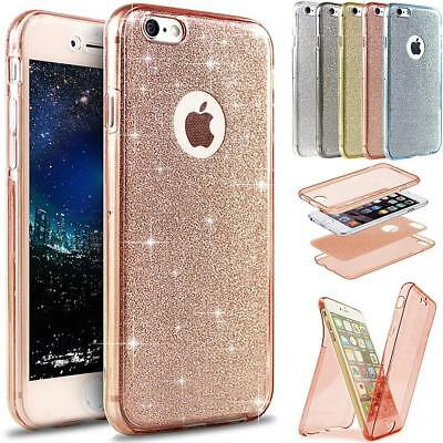 Case for Apple iPhone 8 7 6S Plus XR XS MAX ShockProof 360 Bumper Silicone Cover