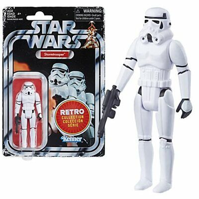STAR WARS the retro collection STORMTROOPER (PRE ORDER)