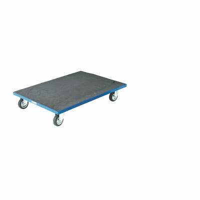 NEW! Blue Container Dolly With Anti-Slip Surface 312955