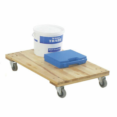 NEW! Timber Dolly 760X460X170mm Brown 329329