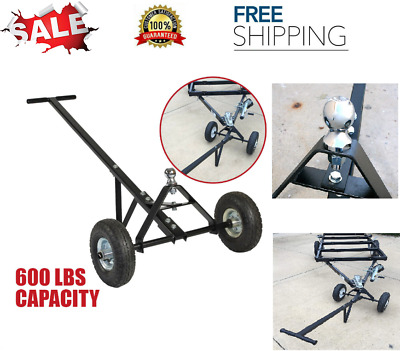 600lbs Trailer Dolly Caravan Boat Hand Dolly Mover Pneumatic wheels CT4188