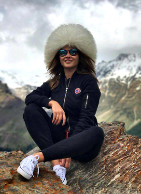 Papakha Papaha Winter Hat Sheepskin High Quality New Handmade Khabib