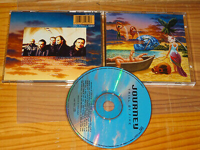 Journey - Trial By Fire / Album-Cd 1996 (Mint-)