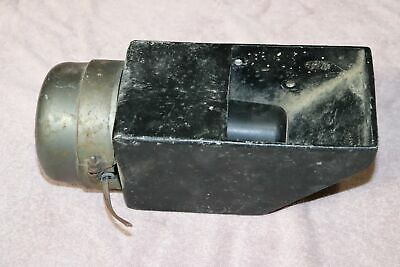 Federal Signal Siren Speaker CJ24 A3 Police Surplus