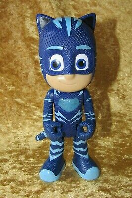 PJ Masks ~ TALKING CATBOY ~ 15cm Deluxe Poseable Action Figure
