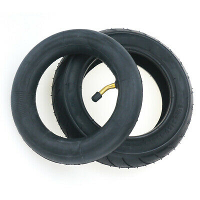 Electric Scooter Tires Inner Tubes Rubber Black Replacement E-Bike For INOKIM