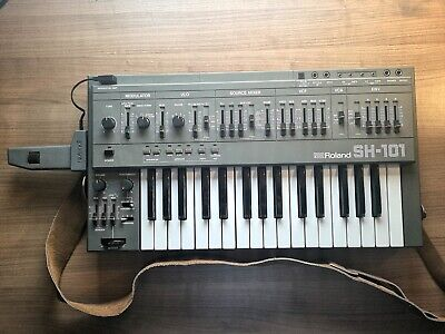 ROLAND SH-101 CPU REPLACEMENT KIT TMP80C49P-6-7301 NEW
