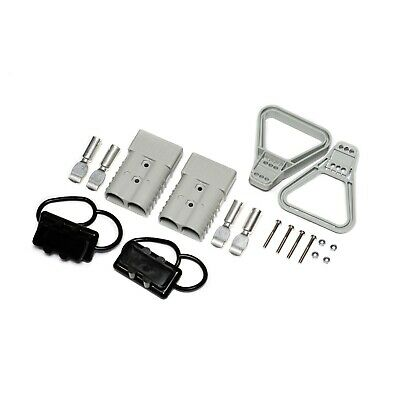 350A grey Anderson connector kit 2/0 gauge 70mm2