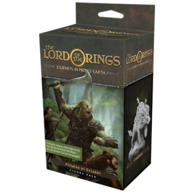 The Lord of the Rings Journeys in Middle Earth Villains of Eriador Figure Pack