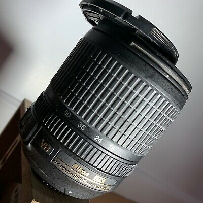 Nikon NIKKOR 2179 18-105mm f/3.5-5.6 AS DX G SWM AF-S VR IF ED Lens