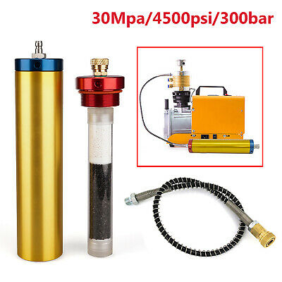 30Mpa Water-Oil Separator Filtration for Air Compressor Air Pump Scuba Diving