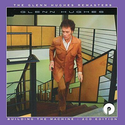 Glenn Hughes-Building The Machine CD NUEVO