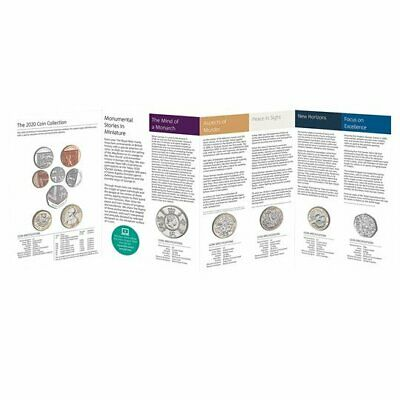 2020 Royal Mint Brilliant Uncirculated Annual Coin Set Choose Coin IN STOCK NOW