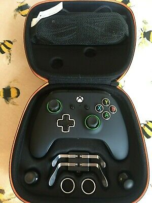 Xbox One & Windows 10 Power A Fusion Pro Wired Controller - Boxed - Barely Used