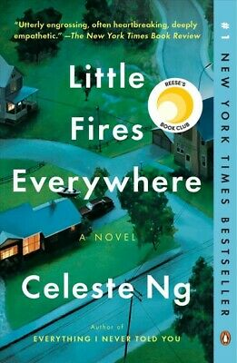 Little Fires Everywhere, Paperback by Ng, Celeste, Like New Used, Free shippi...