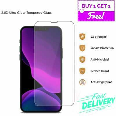 Genuine Screen Protector For Apple Iphone 5S 5 - Tempered Glass 100% Genuine UK