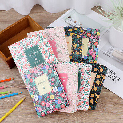 Korean Kawaii Cute Flower Schedule Yearly Diary Weekly Monthly Planner BooksIHS