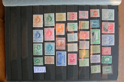 Lot Stamps Old British Colonies Mh* (F117796)