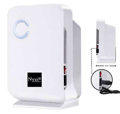 Home Dehumidifier & Air Purifier Portable Auto-Off Function, 1.3L Tank / 500ML