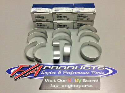 Chevy 262ci 4.3L 1998 thru 2006 King rod /& main bearings Specify Sizes big ends