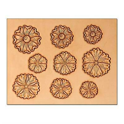 Flowers #1 Craftaid 76618-00 by Tandy Leather
