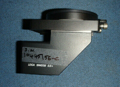 Leica Oblique Observation Attachment for MZ Stereo Microscopes PN 10445156