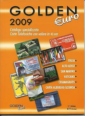 *@ Super Offerta : Catalogo Golden €Uro 2009 - Nuovo @*