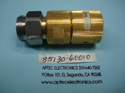 Agilent 85130-60010 2.4mm Female - 3.5mm Male Adapter