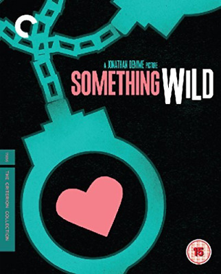 Something Wild 1986 Criterion Collectn BLU-RAY NUOVO