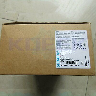 Siemens motor starter 1pc new 3RK1301-1DB00-0AA2 fast delivery