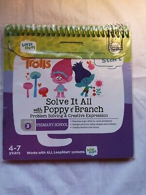 "Leapfrog Leapstart 3D: Level 3 Primary School - Trolls ""Solve It All"" - Activity"