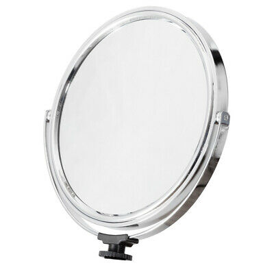 Hot-Shoe Mountable Make-up Mirror Photography Portable Lightweight