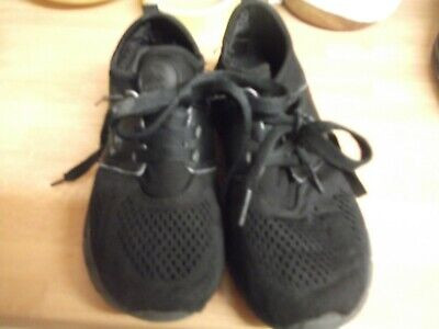 RBX Black Breathable Trainers Size 11