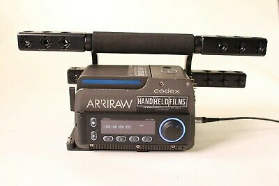 CODEX M RECORDER W/ 5 Mags. NO TRANSFER STATION S/N 1164