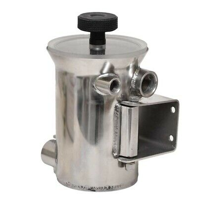 Fountain Boat Offshore Sea Strainer | Raw Water 10 Inch Stainless