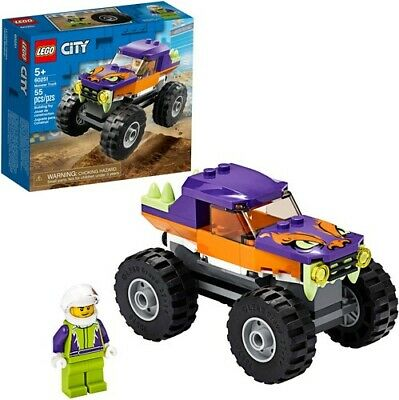 LEGO® City - Monster Truck 60251 55 pcs
