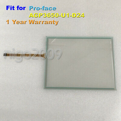 New Fit for Pro-face AGP3650-U1-D24  AGP3650U1D24 Touch Screen Glass Touch Panel