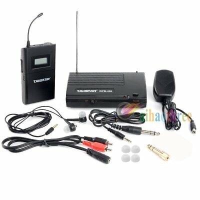 TAKSTAR WPM-200 Wireless Monitor System Transmitter & Receiver Studio Stage【AU】