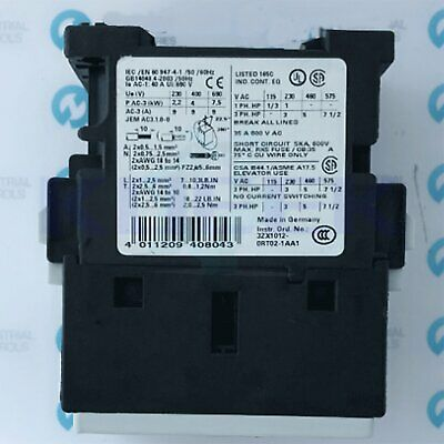 Siemens 1pc new contactor 3ZX1012-0RT02-1AA1 fast delivery