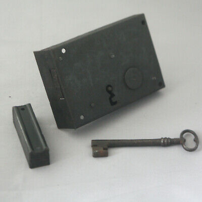 Antique Georgian Front Door Lock