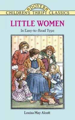 Little Women, Paperback by Alcott, Louisa May; Blaisdell, Robert; Kliros, The...