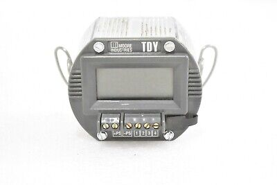Moore Industries Tdy/Prg/4-20Ma/10-42Dc Temperature Transmitter, Pc Programmable