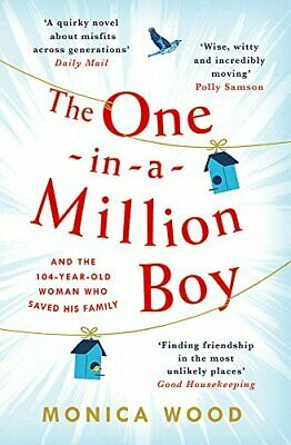 The One-in-a-Million Boy The touching novel of a 104-year-old womans friendshi
