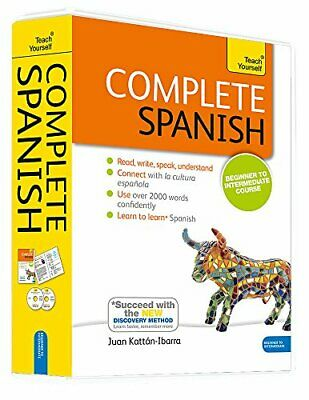 Teach Yourself Complete Spanish BookCD Pack Teach Yourself Language Complete