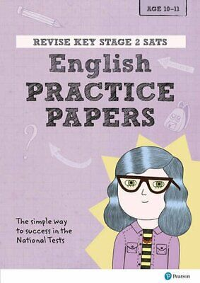 Revise Key Stage 2 SATs English Revision Practice Papers Revise KS2 English