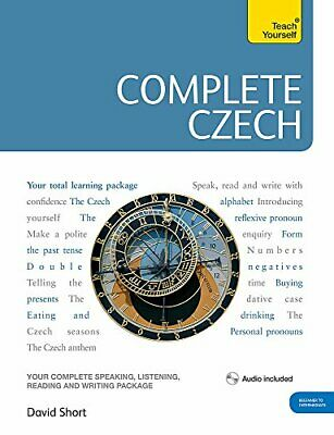 Complete Czech Beginner to Intermediate Course Book and audio support Teach