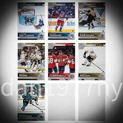 🛑👀 2019-2020 Week #15 Topps Now Nhl Stickers. Pack Of 9 🔥 Free Shipping*