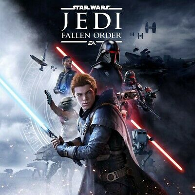Star Wars Jedi: Fallen Order Special Edition + All DLC