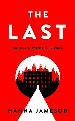 The Last One Hotel. Twenty Survivors. One of them is a murderer.